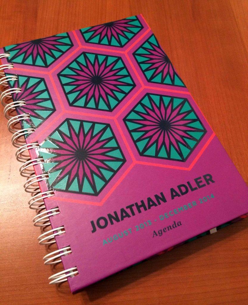 adler agenda