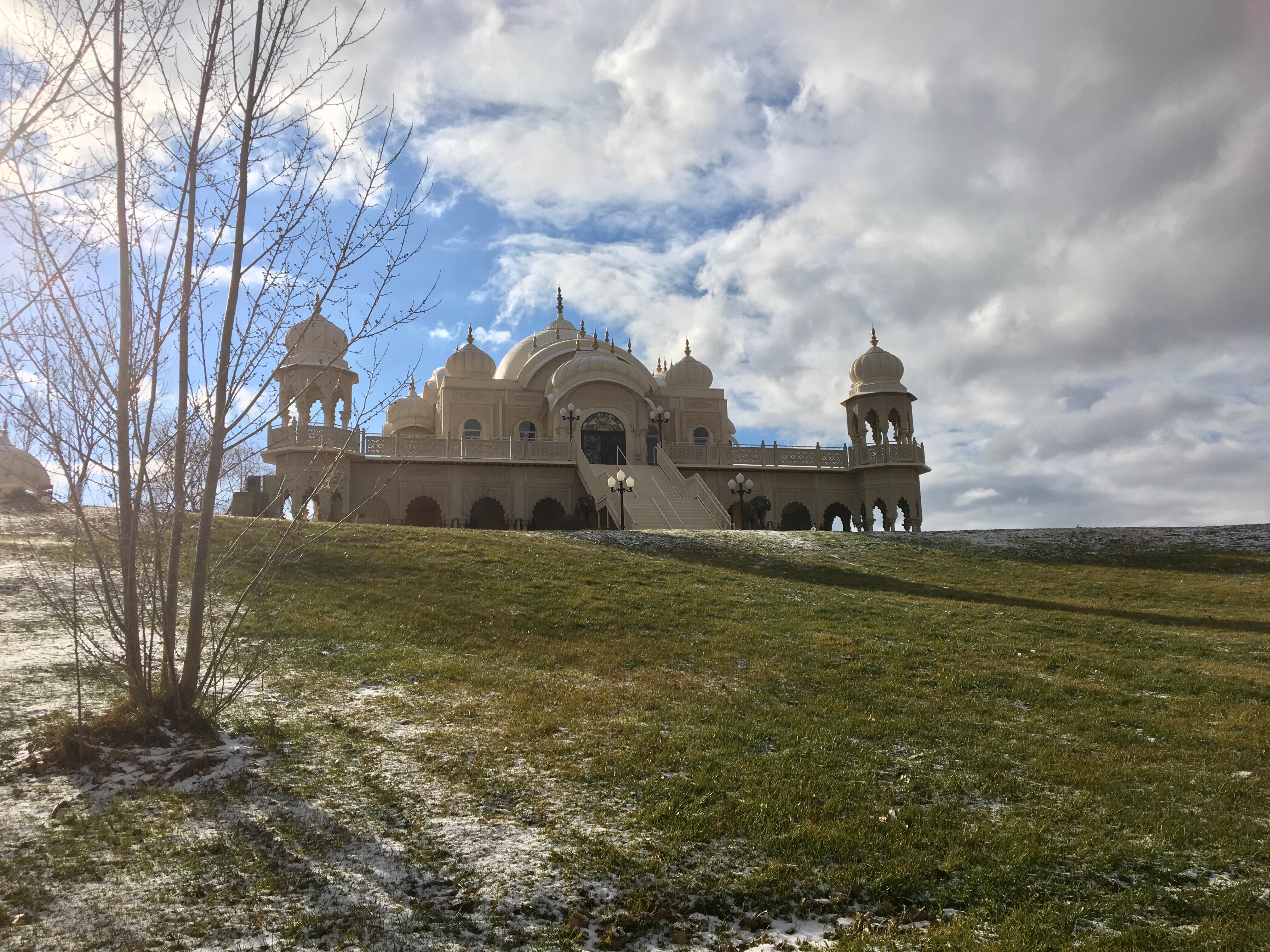 Sri Sri Radha Krishna Temple in Spanish Fork